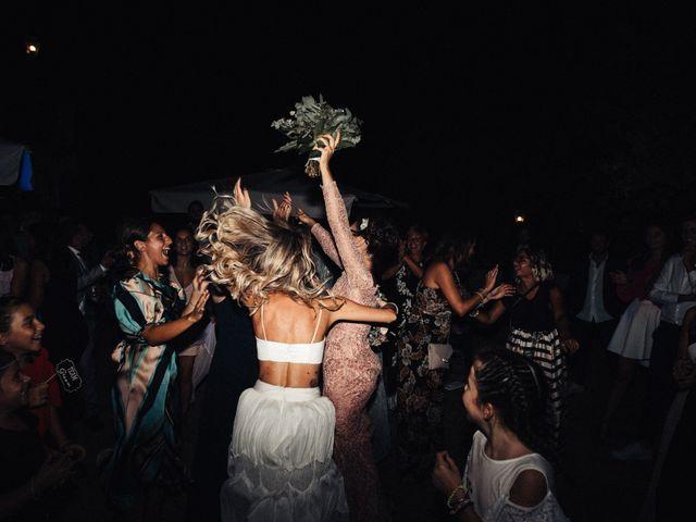 Il matrimonio di Daniele e Sara a Montespertoli, Firenze 126