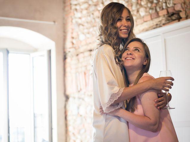 Il matrimonio di Gianpier e Anastasiia a Travagliato, Brescia 9