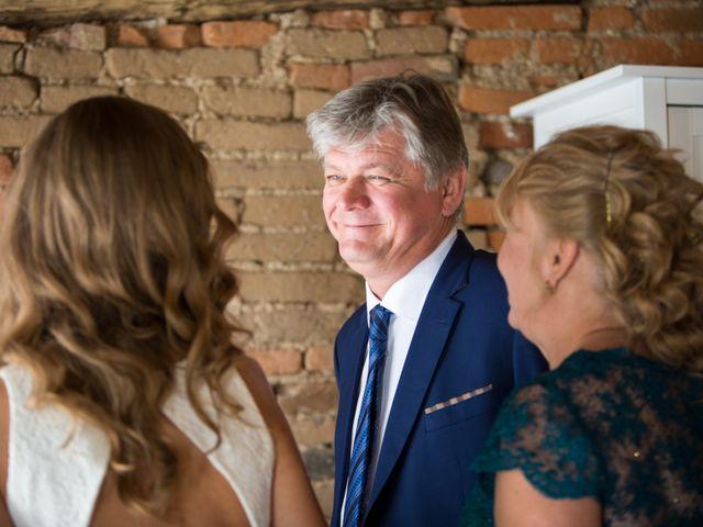 Il matrimonio di Gianpier e Anastasiia a Travagliato, Brescia 15