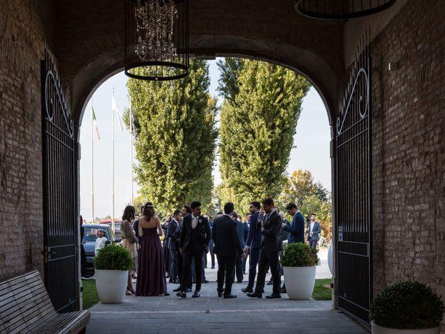 Il matrimonio di Gianpier e Anastasiia a Travagliato, Brescia 29