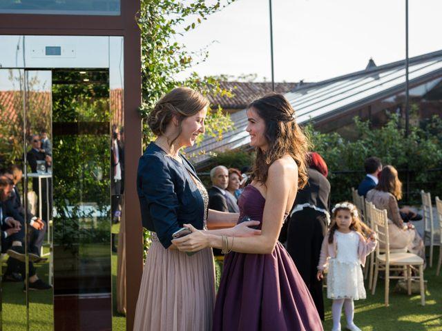 Il matrimonio di Gianpier e Anastasiia a Travagliato, Brescia 38