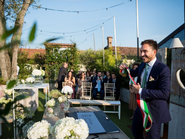 Il matrimonio di Gianpier e Anastasiia a Travagliato, Brescia 41