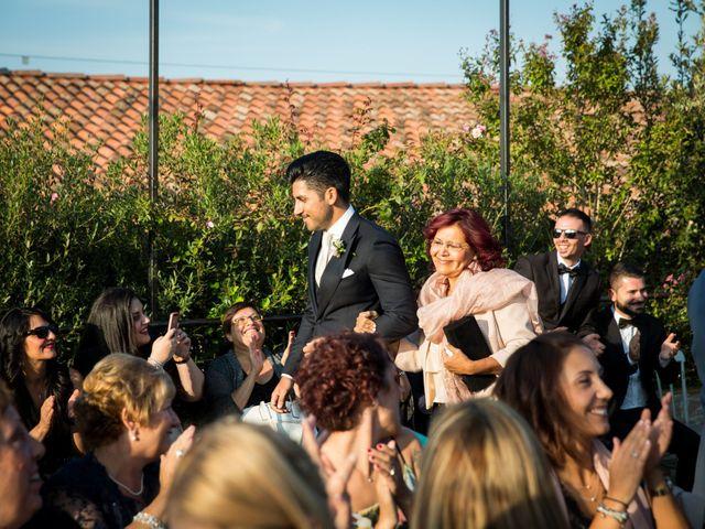 Il matrimonio di Gianpier e Anastasiia a Travagliato, Brescia 42