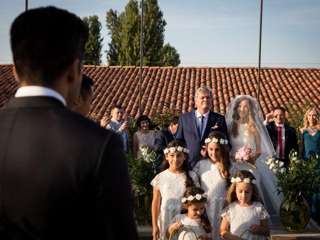 Il matrimonio di Gianpier e Anastasiia a Travagliato, Brescia 43