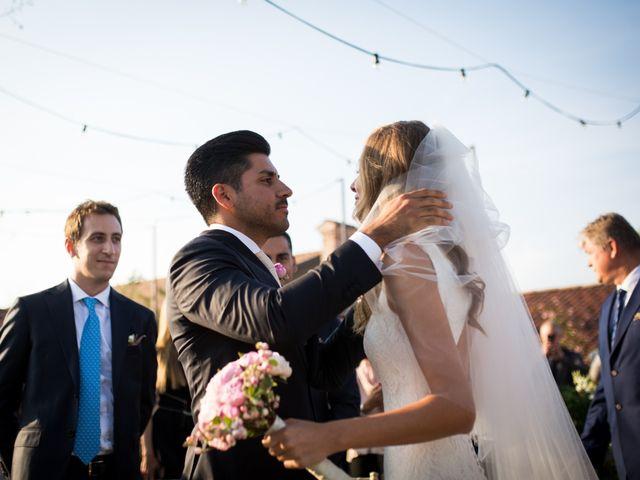Il matrimonio di Gianpier e Anastasiia a Travagliato, Brescia 45