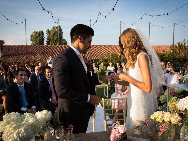 Il matrimonio di Gianpier e Anastasiia a Travagliato, Brescia 48