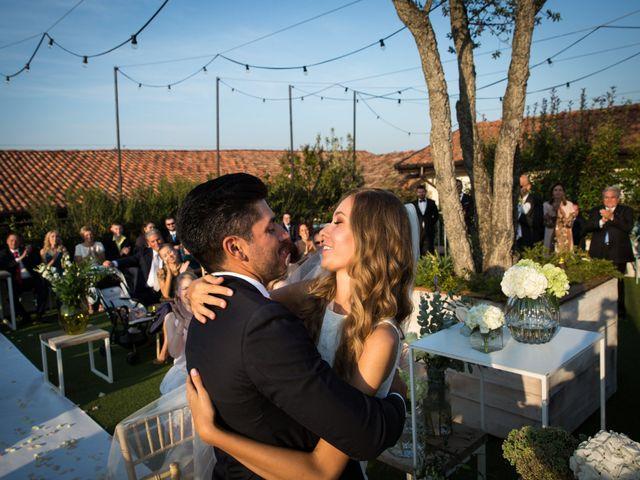 Il matrimonio di Gianpier e Anastasiia a Travagliato, Brescia 51