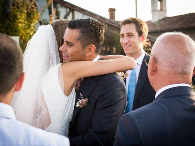 Il matrimonio di Gianpier e Anastasiia a Travagliato, Brescia 52