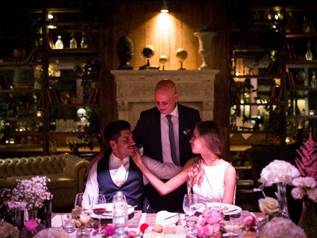 Il matrimonio di Gianpier e Anastasiia a Travagliato, Brescia 82