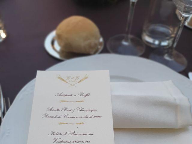 Il matrimonio di Giacomo e Gaia a Viareggio, Lucca 8