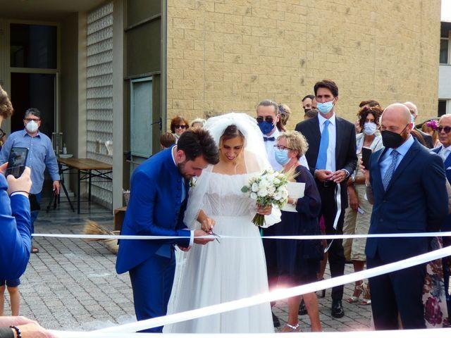 Il matrimonio di Giacomo e Gaia a Viareggio, Lucca 1