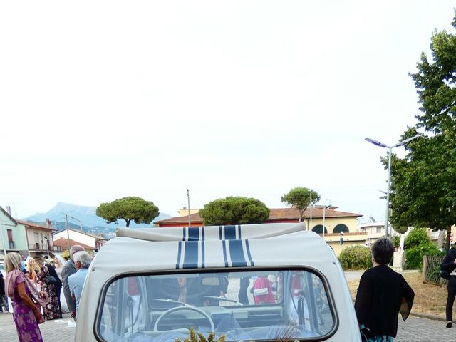 Il matrimonio di Giacomo e Gaia a Viareggio, Lucca 15