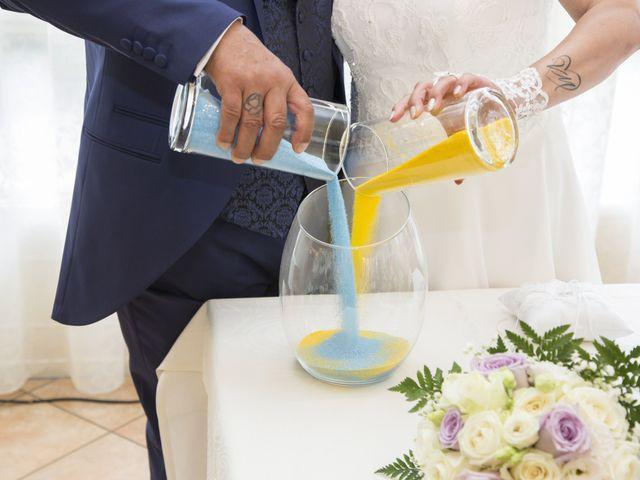 Il matrimonio di Maurizio e Viviana a Ceriano Laghetto, Monza e Brianza 6