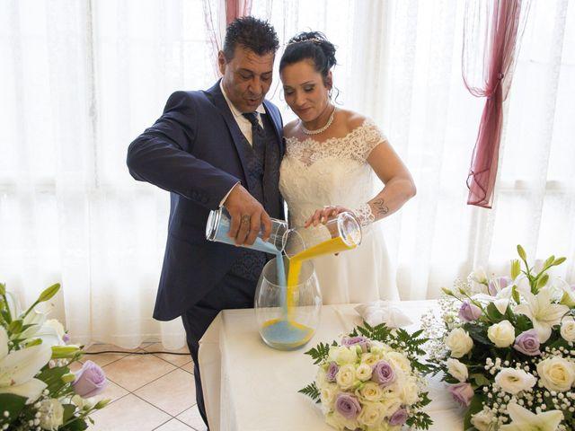 Il matrimonio di Maurizio e Viviana a Ceriano Laghetto, Monza e Brianza 7