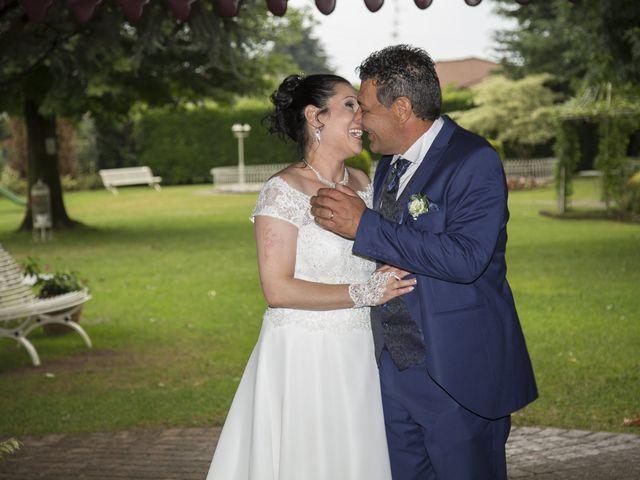 Il matrimonio di Maurizio e Viviana a Ceriano Laghetto, Monza e Brianza 8