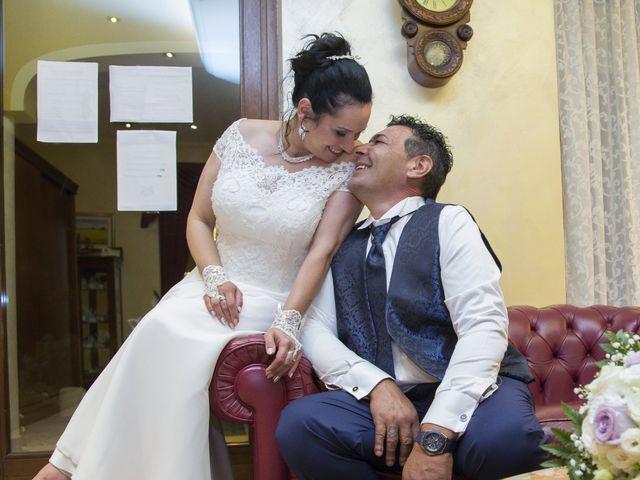 Il matrimonio di Maurizio e Viviana a Ceriano Laghetto, Monza e Brianza 10