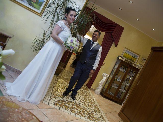 Il matrimonio di Maurizio e Viviana a Ceriano Laghetto, Monza e Brianza 11