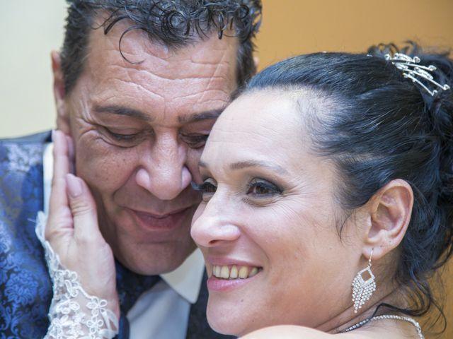 Il matrimonio di Maurizio e Viviana a Ceriano Laghetto, Monza e Brianza 12