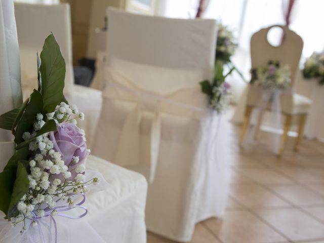 Il matrimonio di Maurizio e Viviana a Ceriano Laghetto, Monza e Brianza 15