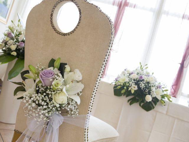Il matrimonio di Maurizio e Viviana a Ceriano Laghetto, Monza e Brianza 16