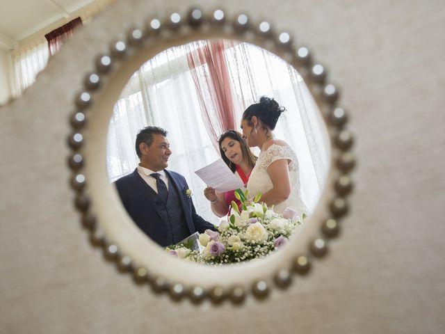 Il matrimonio di Maurizio e Viviana a Ceriano Laghetto, Monza e Brianza 20