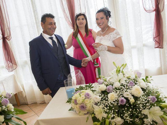 Il matrimonio di Maurizio e Viviana a Ceriano Laghetto, Monza e Brianza 21