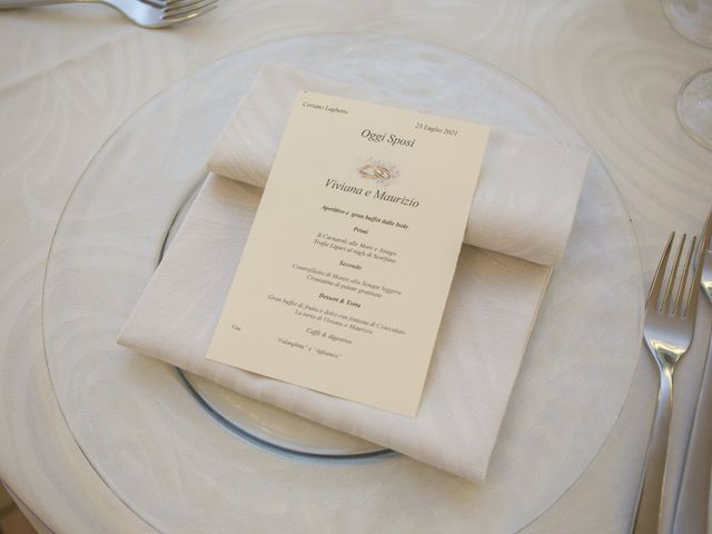 Il matrimonio di Maurizio e Viviana a Ceriano Laghetto, Monza e Brianza 26
