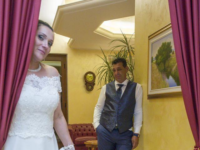 Il matrimonio di Maurizio e Viviana a Ceriano Laghetto, Monza e Brianza 28