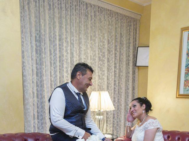 Il matrimonio di Maurizio e Viviana a Ceriano Laghetto, Monza e Brianza 30