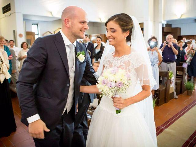 Il matrimonio di Marco e Margherita a Campodarsego, Padova 25