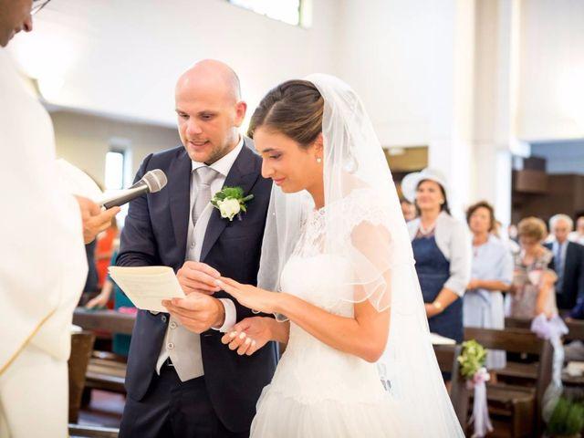 Il matrimonio di Marco e Margherita a Campodarsego, Padova 27