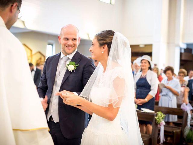 Il matrimonio di Marco e Margherita a Campodarsego, Padova 28