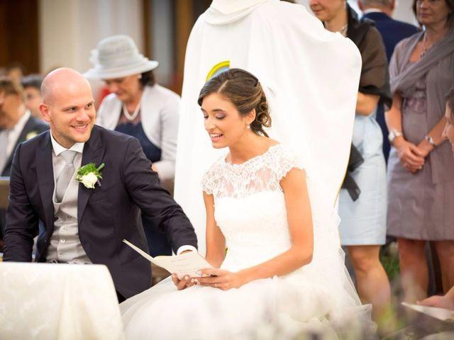 Il matrimonio di Marco e Margherita a Campodarsego, Padova 32
