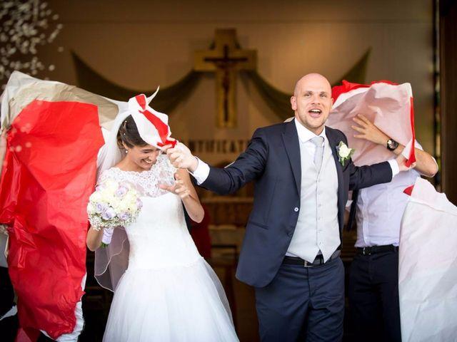 Il matrimonio di Marco e Margherita a Campodarsego, Padova 34