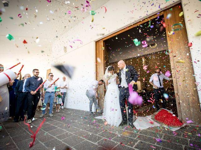 Il matrimonio di Marco e Margherita a Campodarsego, Padova 35
