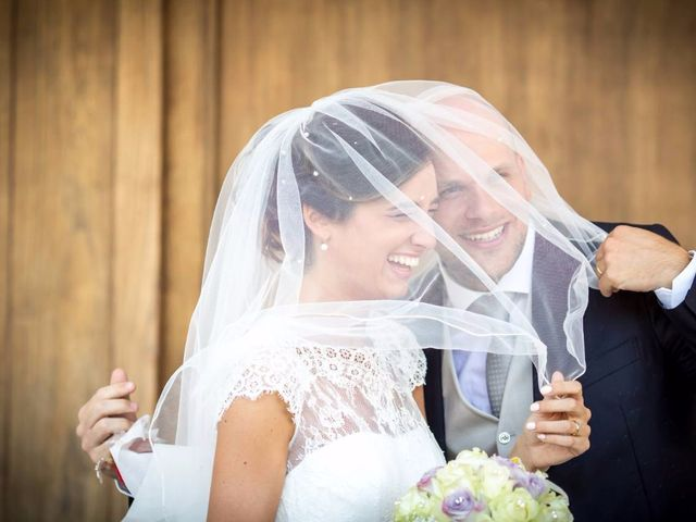 Il matrimonio di Marco e Margherita a Campodarsego, Padova 37