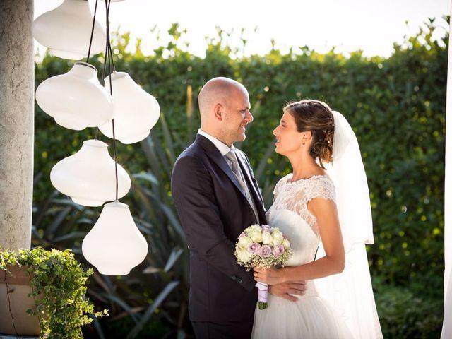 Il matrimonio di Marco e Margherita a Campodarsego, Padova 43