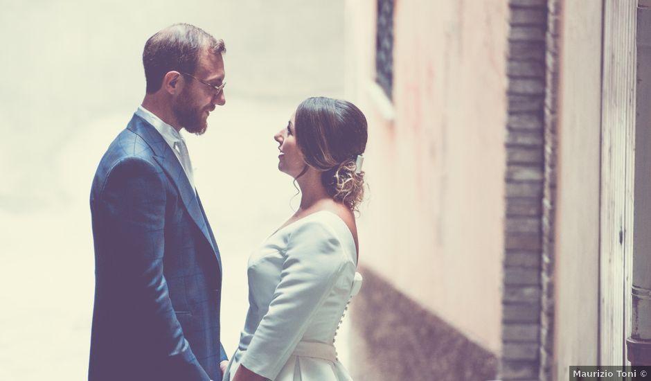 Il matrimonio di Antonio e Chiara a Osimo, Ancona