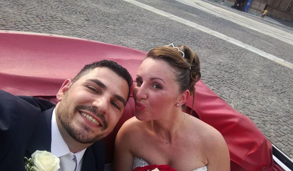 Il matrimonio di Costantino  e Elvira  a Venaria Reale, Torino
