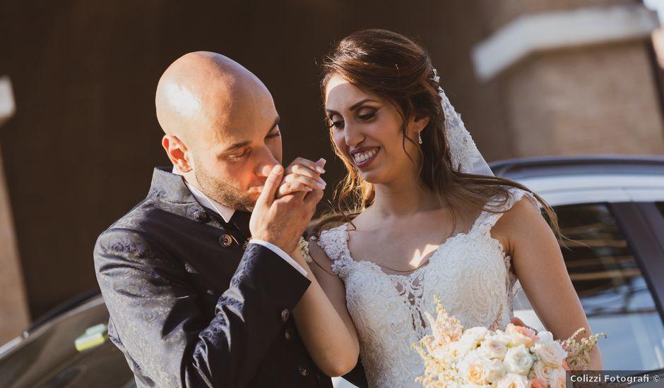 Il matrimonio di Valerio e Sara a Maccarese, Roma