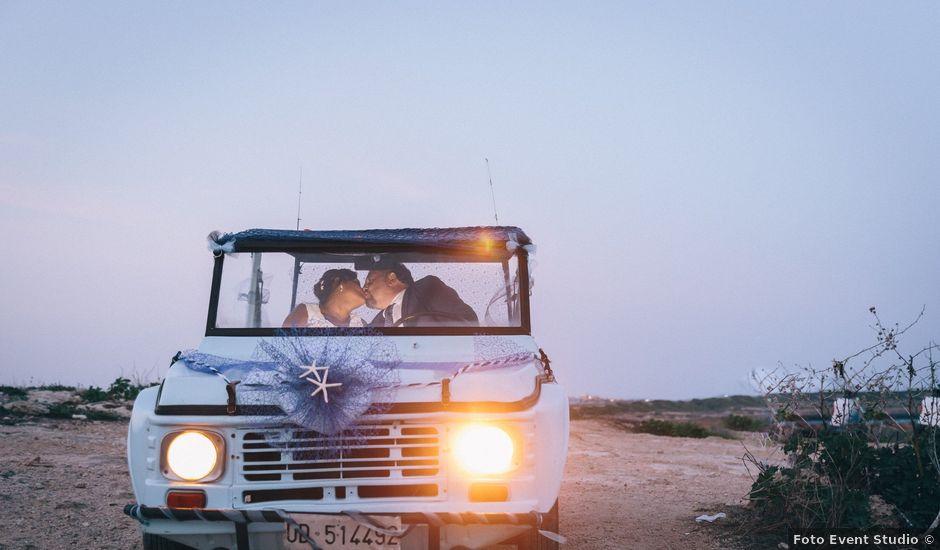 Il matrimonio di Gerlando e Letizia a Lampedusa e Linosa, Agrigento
