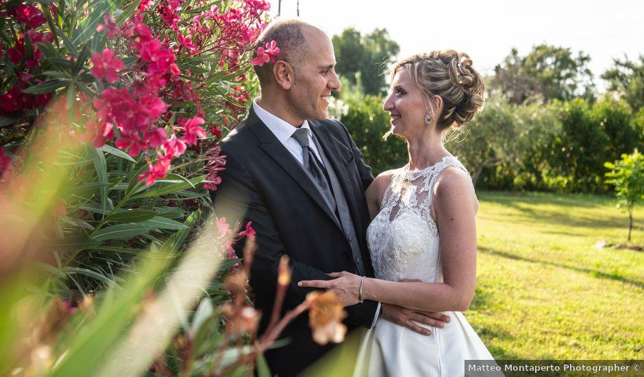 Il matrimonio di Paolo e Carla a Roma, Roma