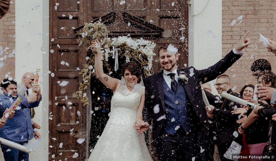Il matrimonio di Enrico e Desirèe a Sassuolo, Modena