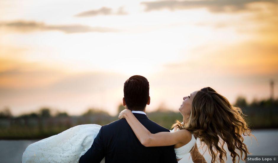 Il matrimonio di Gianpier e Anastasiia a Travagliato, Brescia