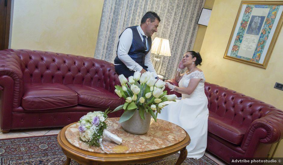 Il matrimonio di Maurizio e Viviana a Ceriano Laghetto, Monza e Brianza