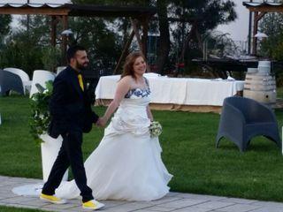 Le nozze di Armando e Maria Nadia