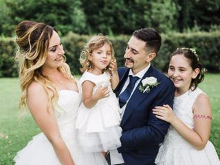 le nozze di Michela  e Valerio 1