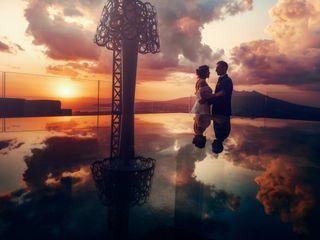 Le nozze di Rosarita e Luigi