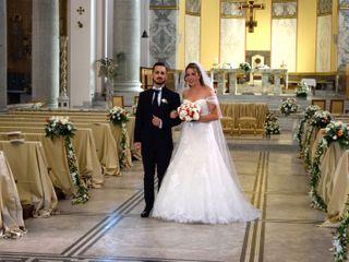 Le nozze di Daniele e Roberta