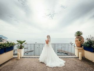 le nozze di Emily e Jason 1